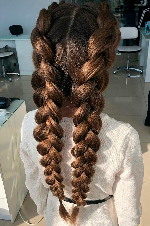 Classic Double Dutch Braids, dutch fishtail braid, how to do a dutch fishtail braid, french braid vs dutch