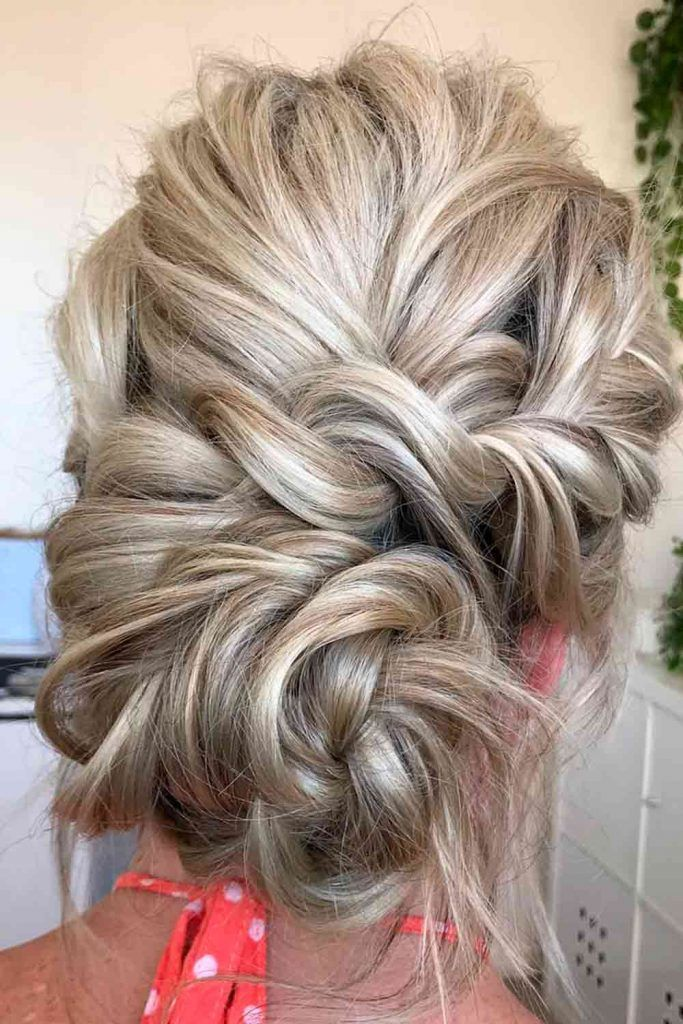 Easy Low Bun For A Stunning Look, elegant long hairstyles, braided formal hair, formal updos hairstyles, formal up do hairstyles