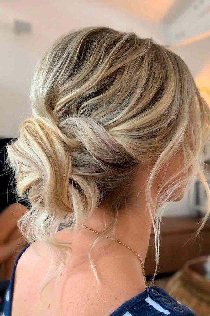 Fancy Updos For Modern Girls, formal curls hairstyles, short elegant hairstyles, easy formal hair