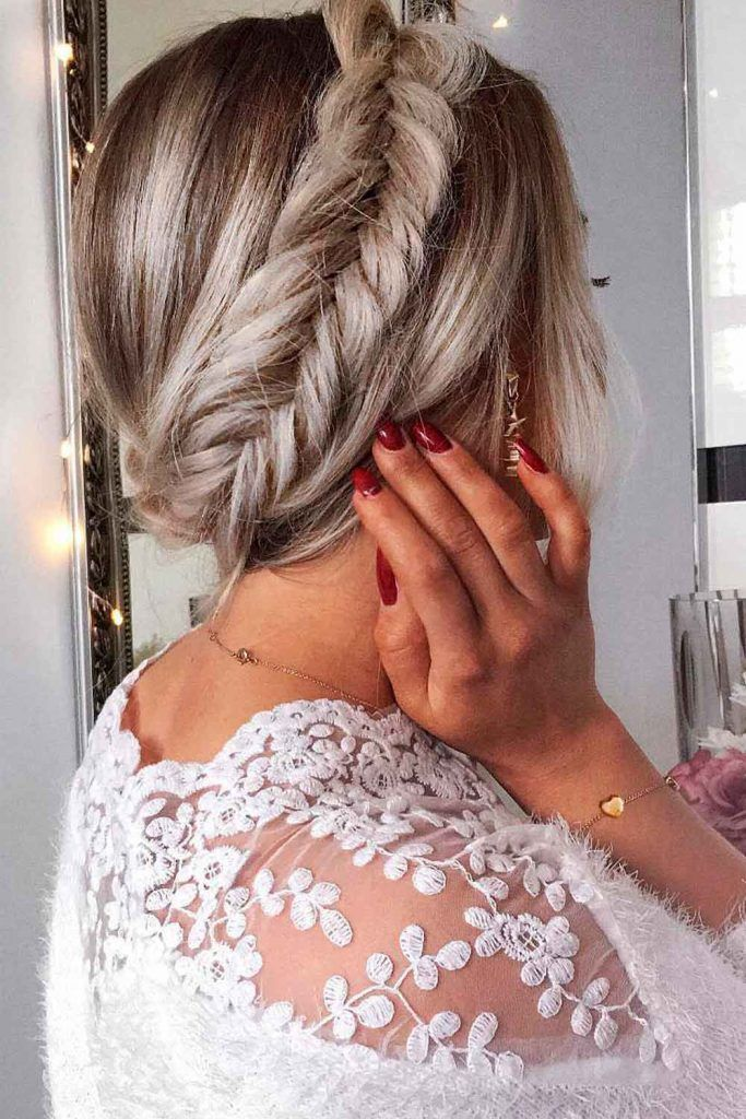 Braided Crown, braids fishbone, fishbone braid, fishbone braid hairstyles