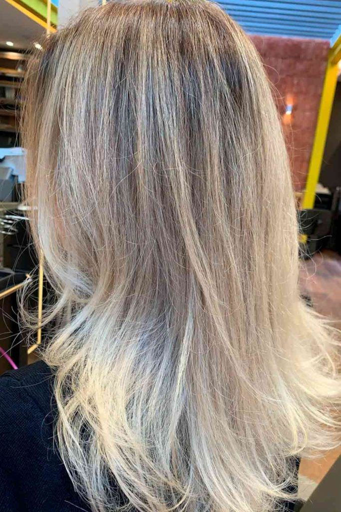 Blonde Highlights On Ash Brown Base, highlights blonde hair, blonde gray highlights, highlights for blonde hair