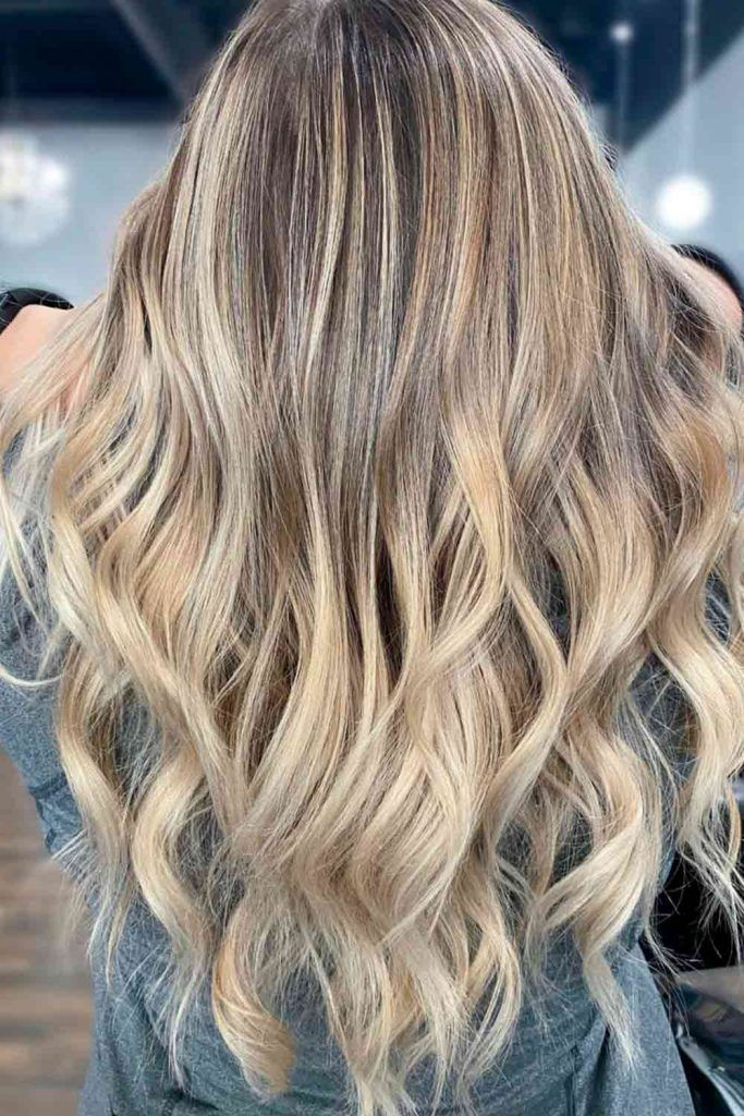 Cute Blonde Highlights On Natural Brown Hair, dark blonde hair with highlights, highlights in blonde hair, blonde hair with lowlights and highlights