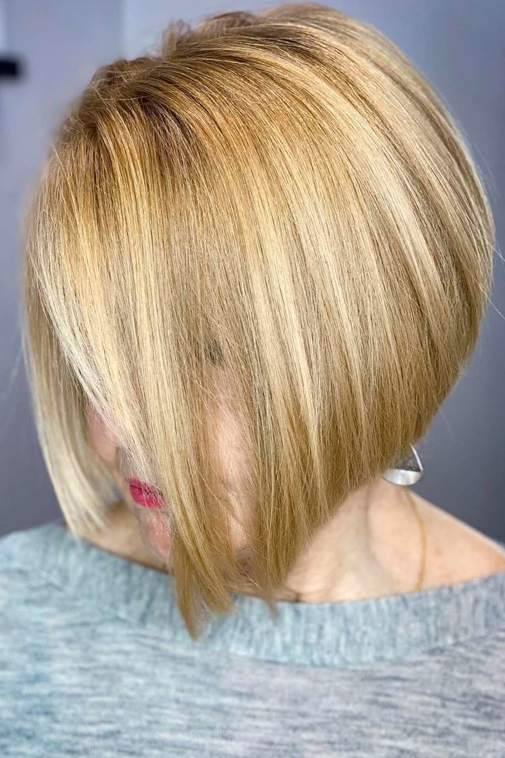 Natural Color For Bob Cut, hairstyles for black women over 40, hairstyles for plus size women over 40, short hairstyles for black women over 40