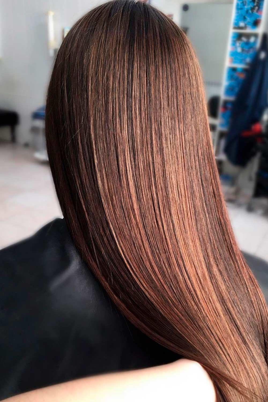 Coffee Brown Highlights On Dark Hair, blonde highlights on dark hair, brunette hair with highlights, chocolate brown hair with highlights