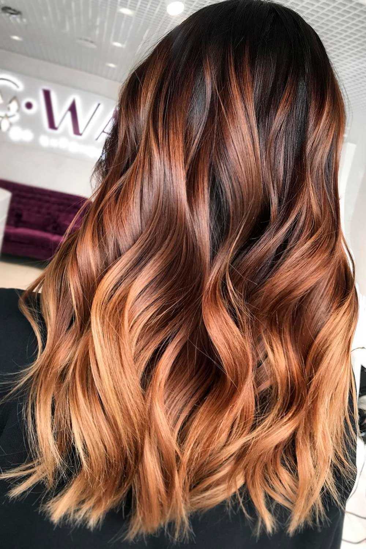 Long Brown Highlighted Hair , dark hair highlights, brunette with highlights, highlights for brunettes