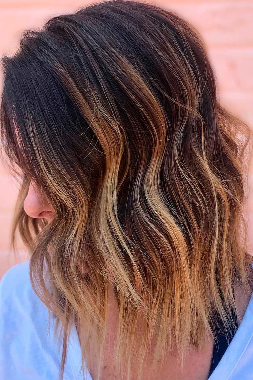 Deep Brown Hair Shade And Honey Highlights, brown honey hair, brown hair with caramel and honey highlights, honey brown highlights on dark brown hair