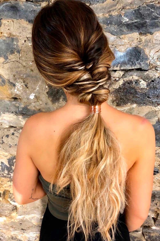 Ombre Honey Brown Hair Color, honey golden brown hair, honey blonde and brown hair, hair color honey brown with highlights, honey light brown hair color