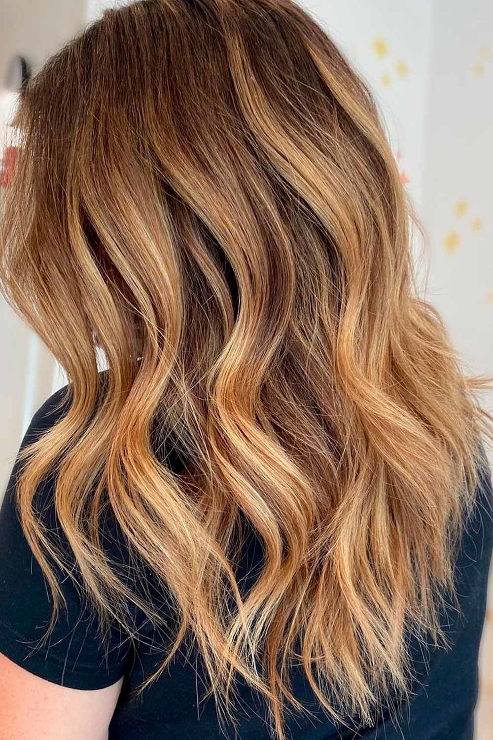Chocolate Brown Hair Color With Honey Highlights, honey chestnut brown hair color, warm honey brown hair, honey colored highlights on brown hair, brown honey hair color