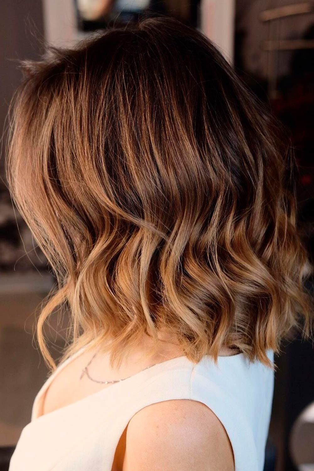 Brown Ombre Highlights, short hair ombre red, ombre hair color short hair, short red ombre hair