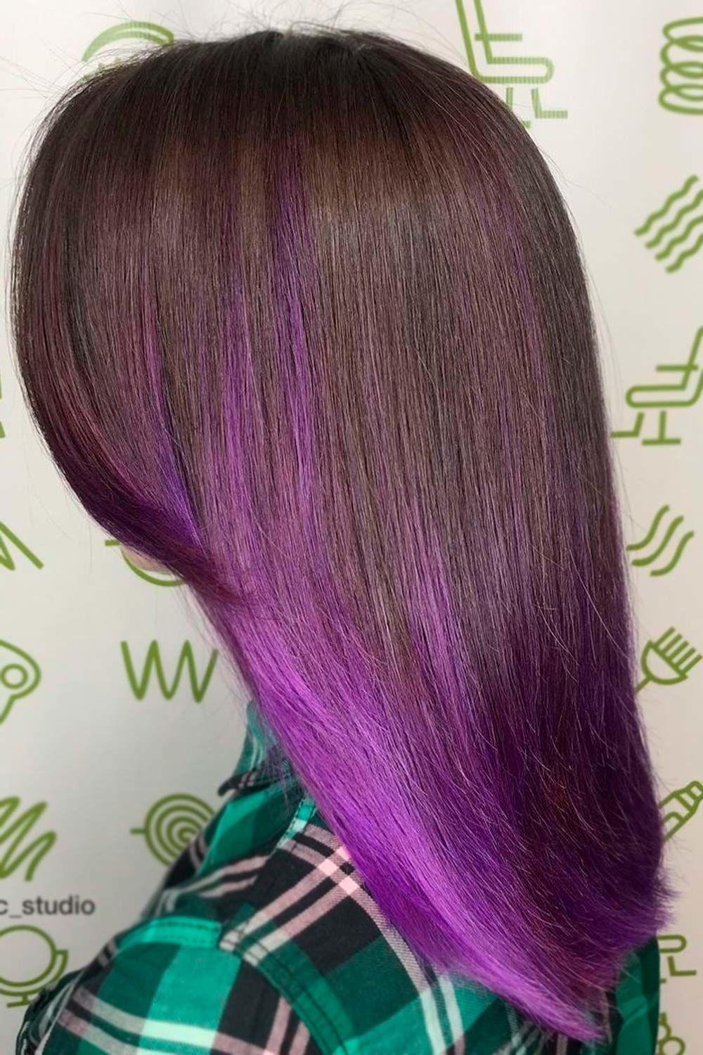 Orchid Ombre Hair, ombre with short hair, short blonde ombre hair, short ombre hair with bang