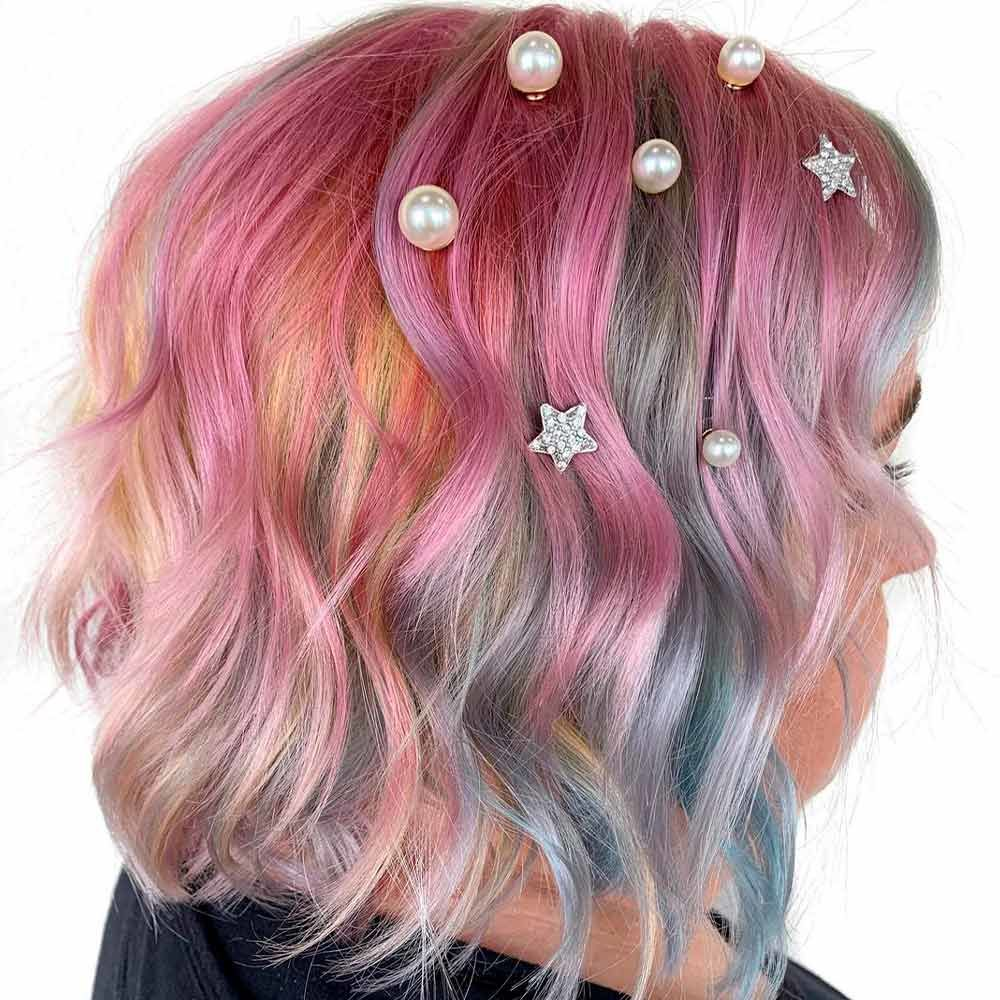 Bright Styles for The Bravest Girls, hairstyles for christmas party, hairstyles for evening party, hairstyles for girls for party