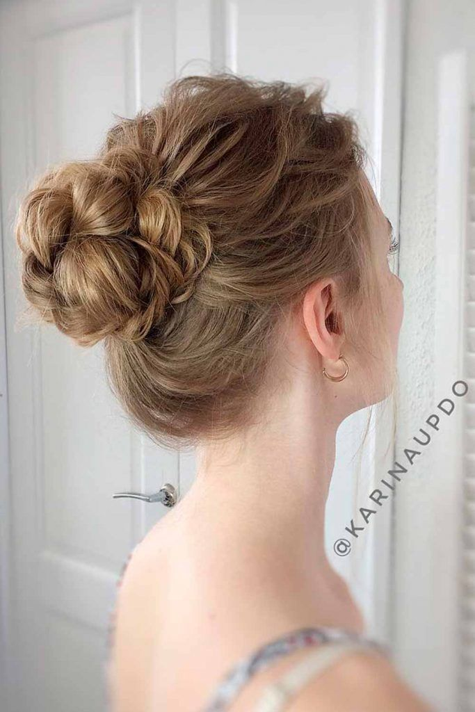 ake Your Look More Sophisticated with Beautiful Updo Hairstyles, hairstyles for christmas party, hairstyles for birthday party, hairstyles for weddings party