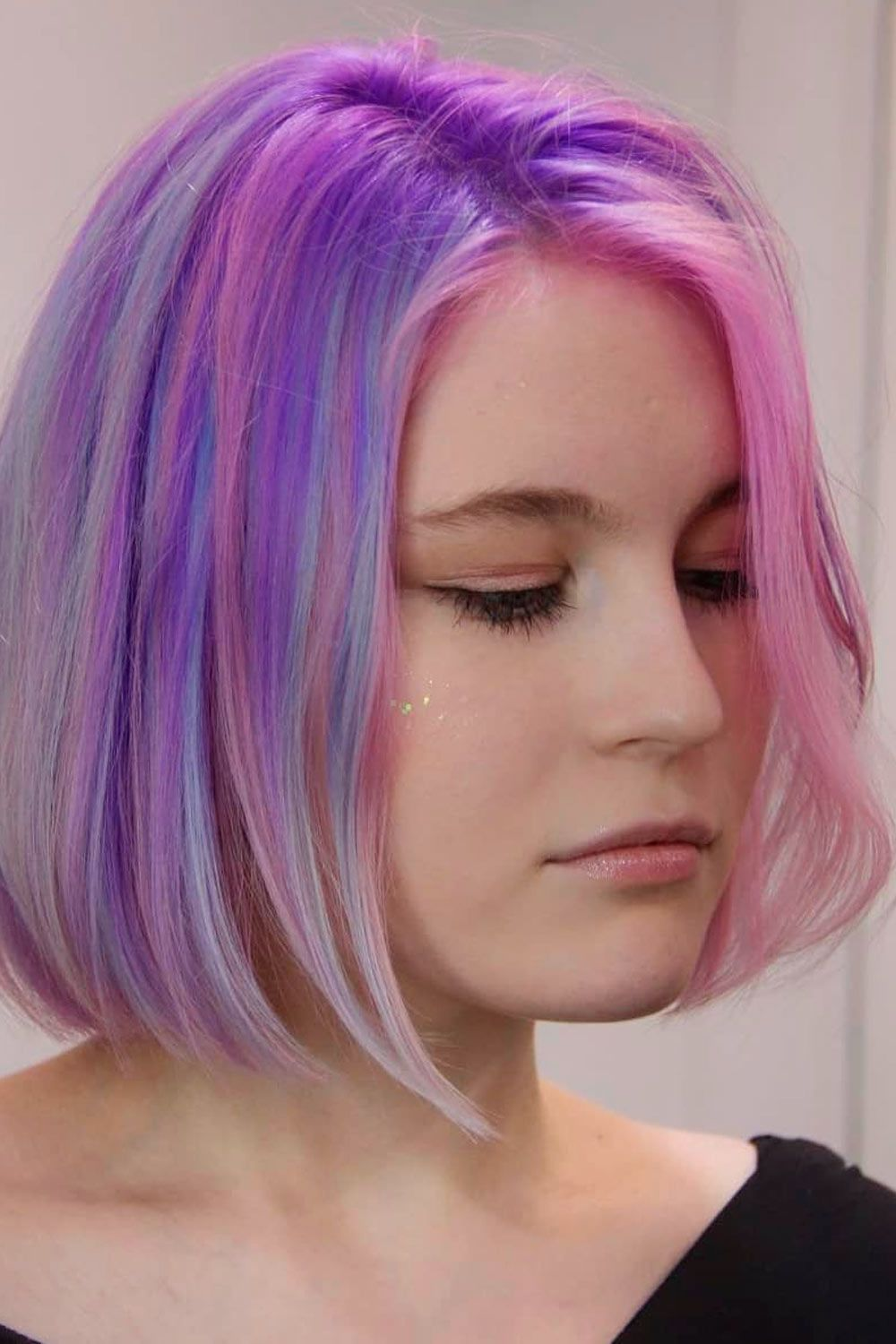 Whitish Pastel Ombre Ideas