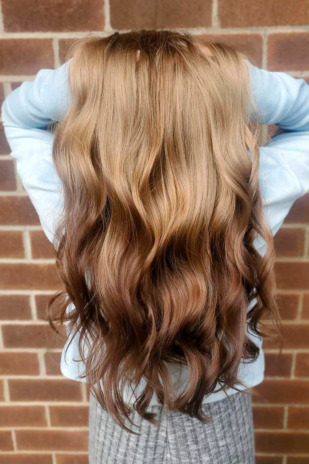 Reverse Ombre Brown Hair, brown ombre hair, reverse ombre brown hair, reverse ombre straight hair