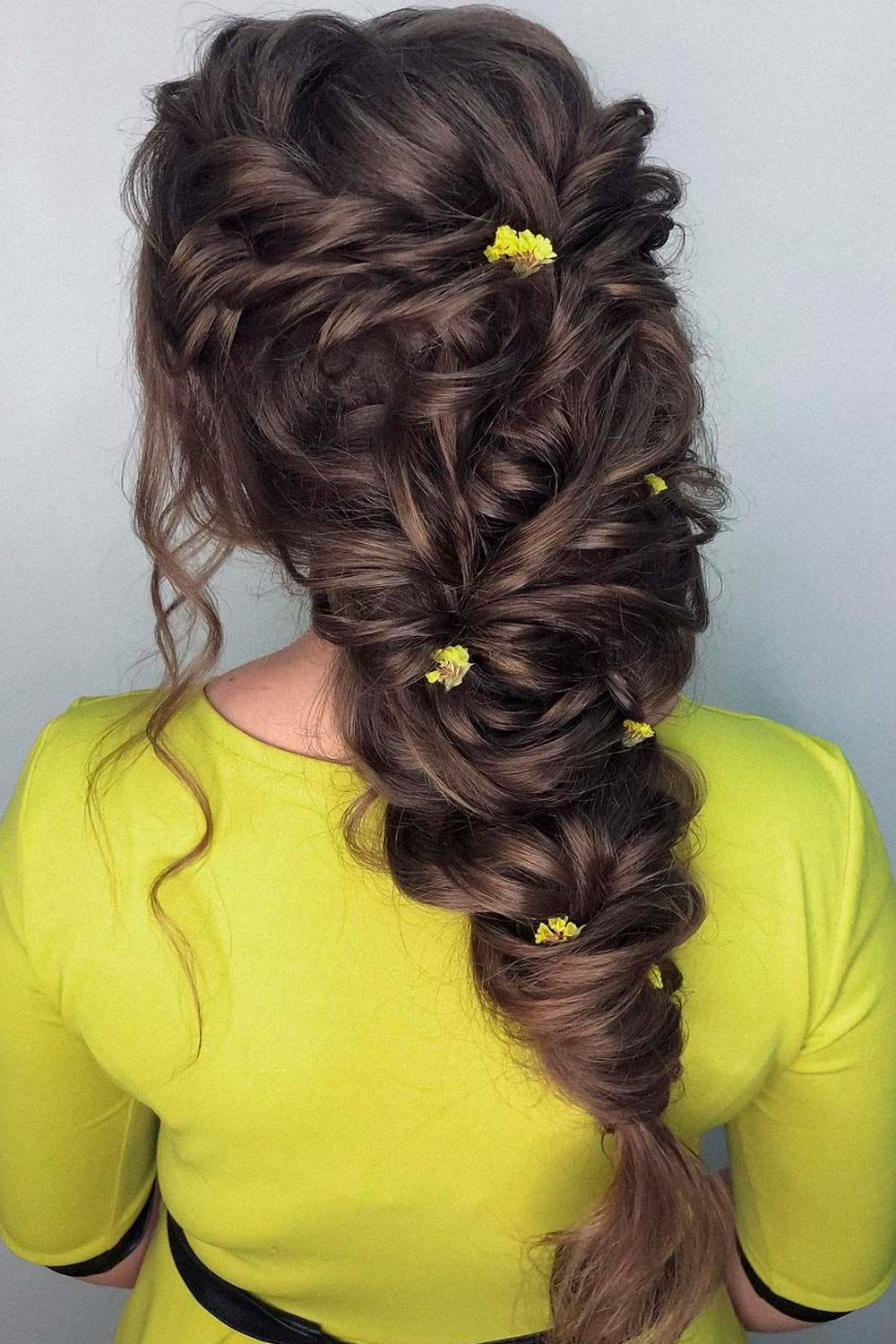 Topsy Tail Braid Hairstyle
