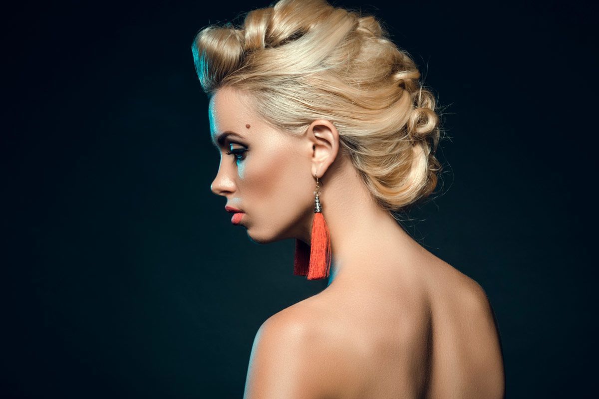Exquisite And Feminine Holiday Hair Ideas To Rock Your Rest Days Glamorously
