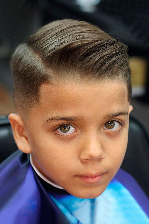 Medium Side Parted Cuts, haircut for boys, boy hair, hair style boys, boys haircut styles, how to cut little boys hair