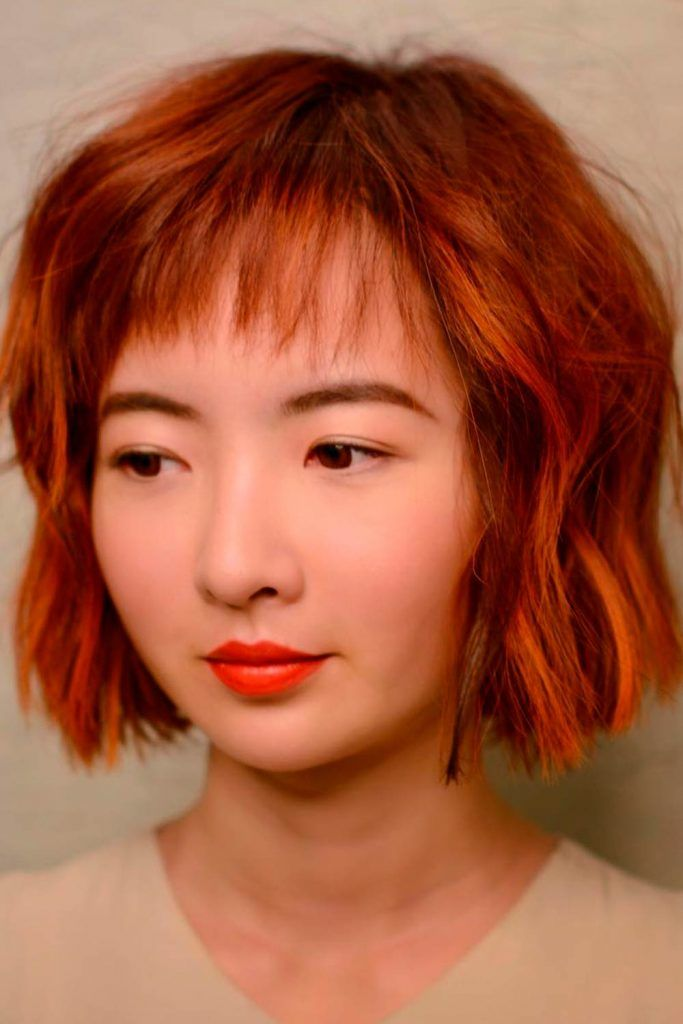 Natural Copper Balayage, copper colored hair, red hair with copper highlights, cooper hair highlights