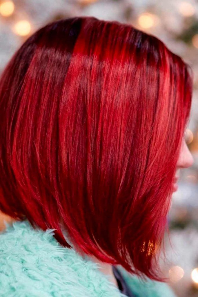 Red Velvet Hair Color