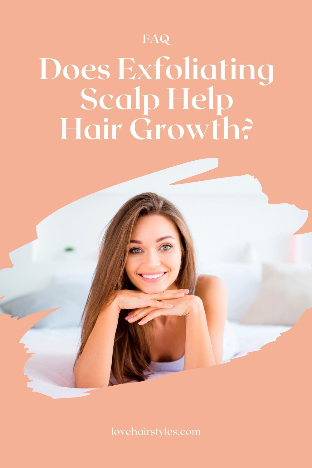 Does Exfoliating Scalp Help Hair Growth?