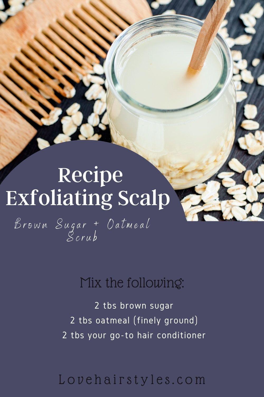 Brown Sugar + Oatmeal Scrub