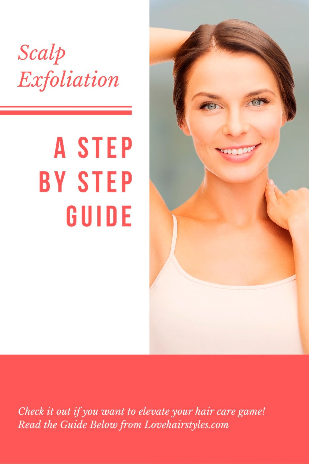 A Step By Step Guide To How To Exfoliate Scalp