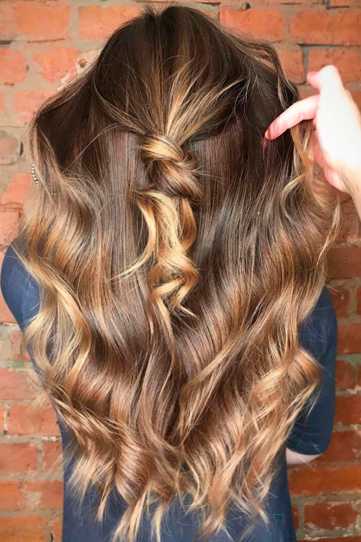Loose And Wavy Long Haircuts