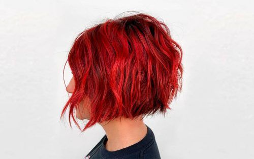 Totally Trendy Layered Bob Hairstyles