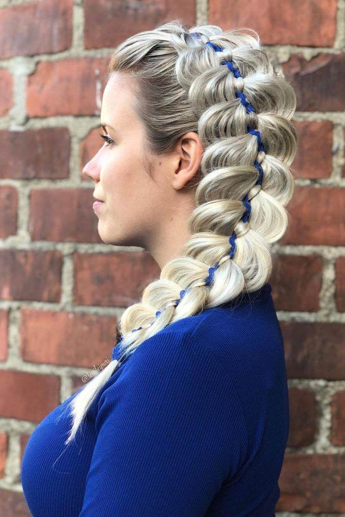 4 Strand Braid Hair