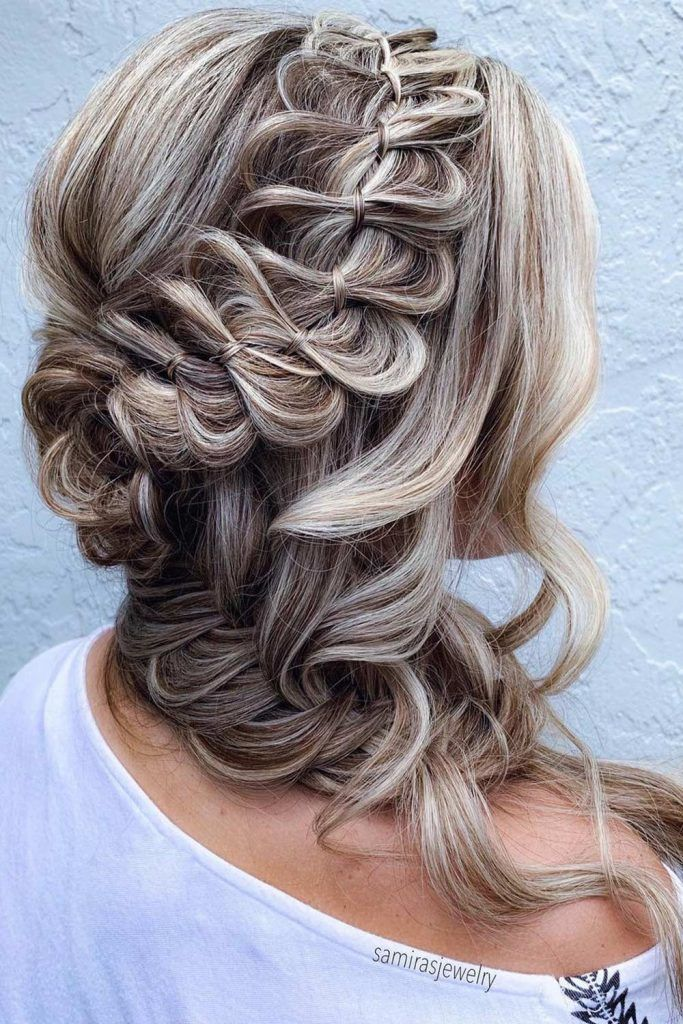 Boho Four Strand Braid