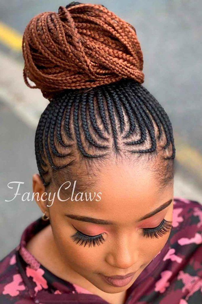 Geometric Tribal Fulani Pattern