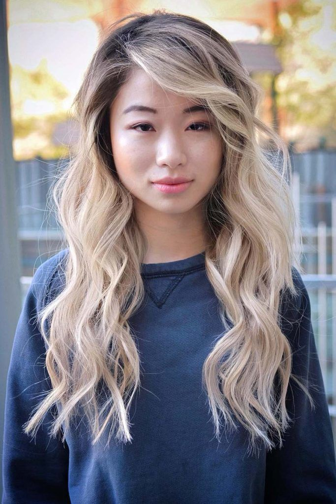 Blonde With Dark Roots
