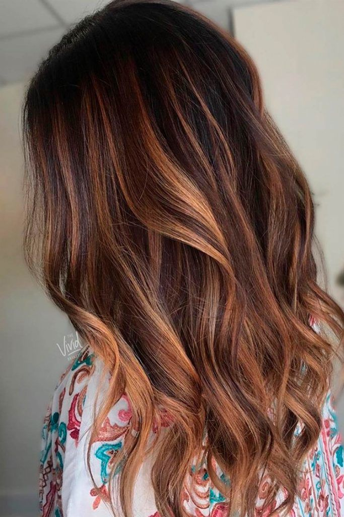 Dusty Copper Hair Shade