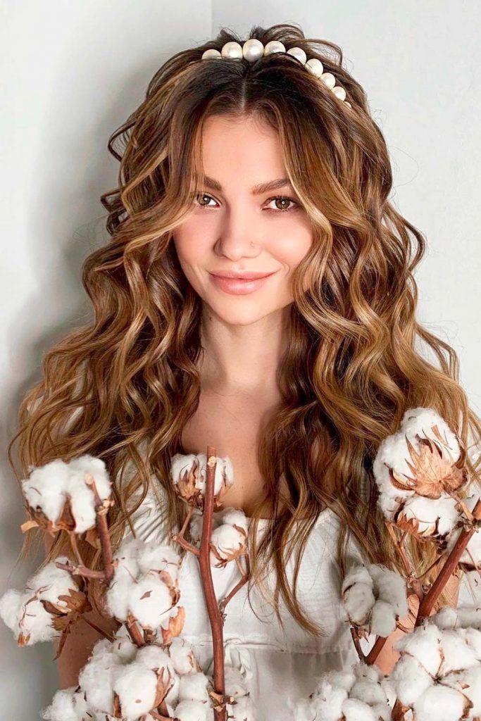 Nude Brown Hair