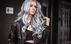 All About Salt And Pepper Hair A Trend Designed To Spice Up Your Look
