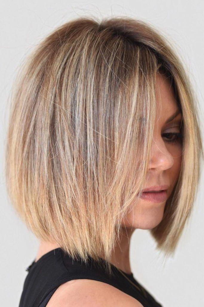 Bob Business Woman Haircut