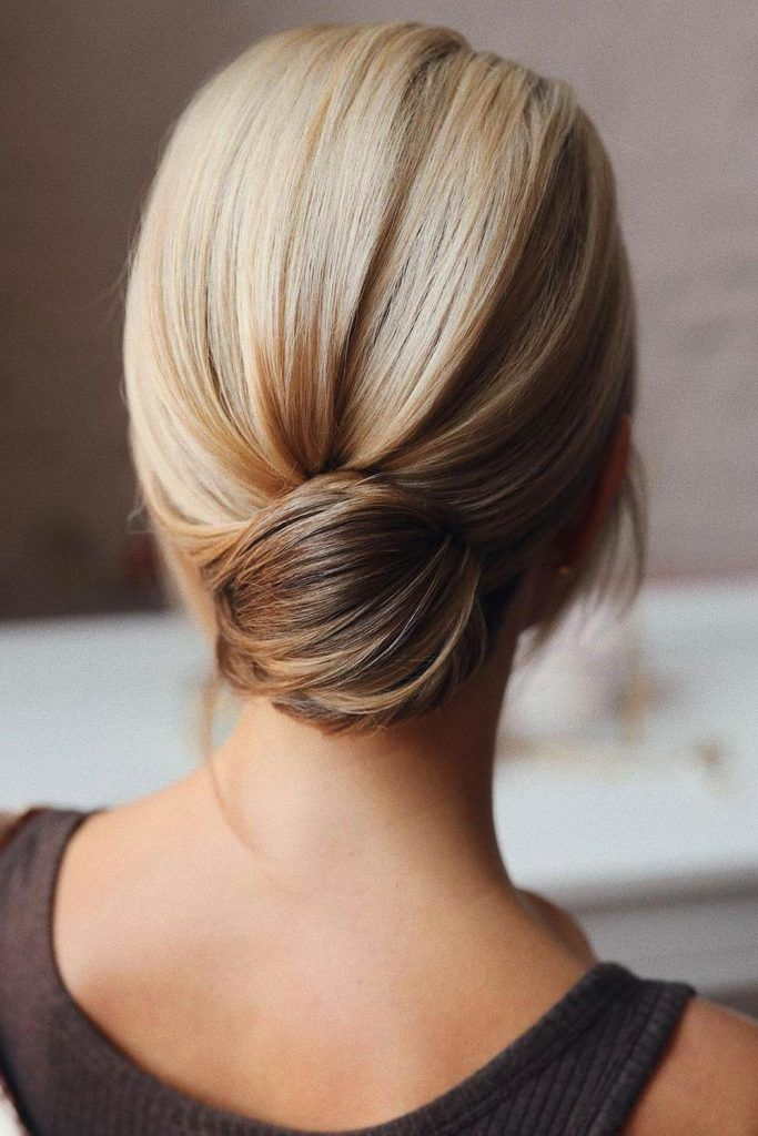 Low Bun Hairstyles for Women
