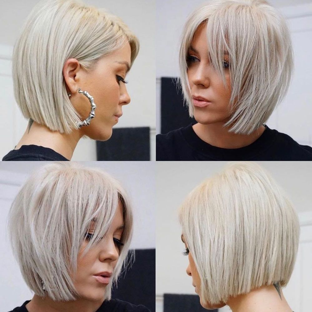 Professional Hairstyles For Short Hair