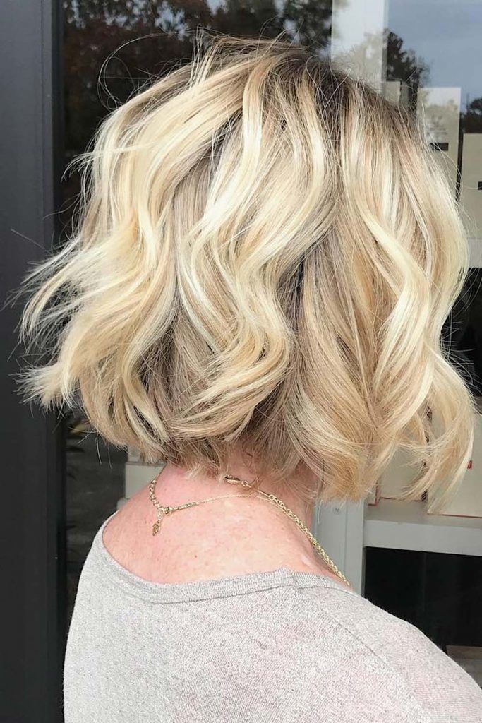 Wavy Professional Hairstyles