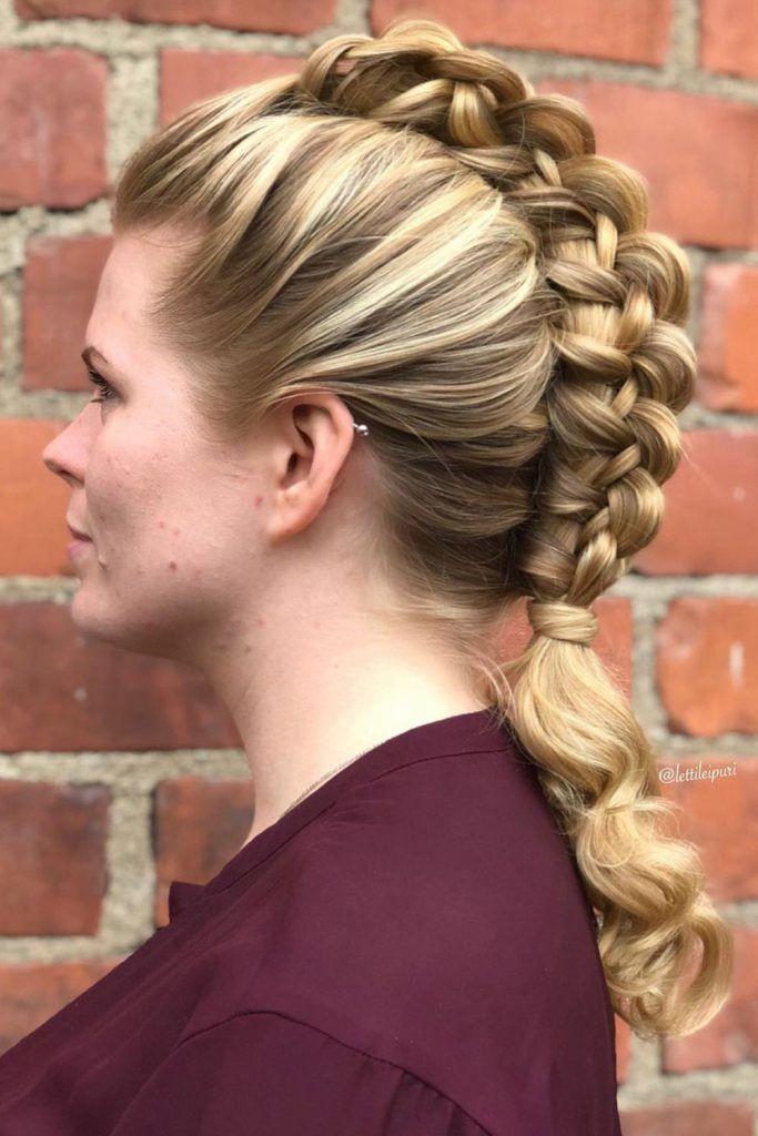 Dutch Lace Braid