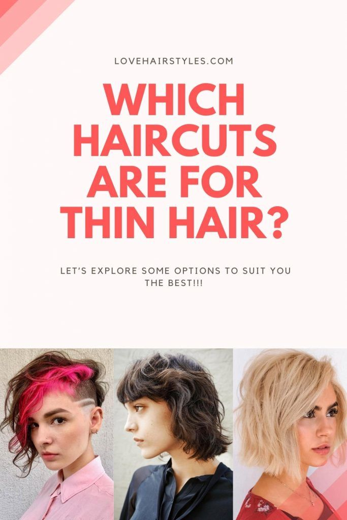 Which Haircuts Are For Thin Hair?