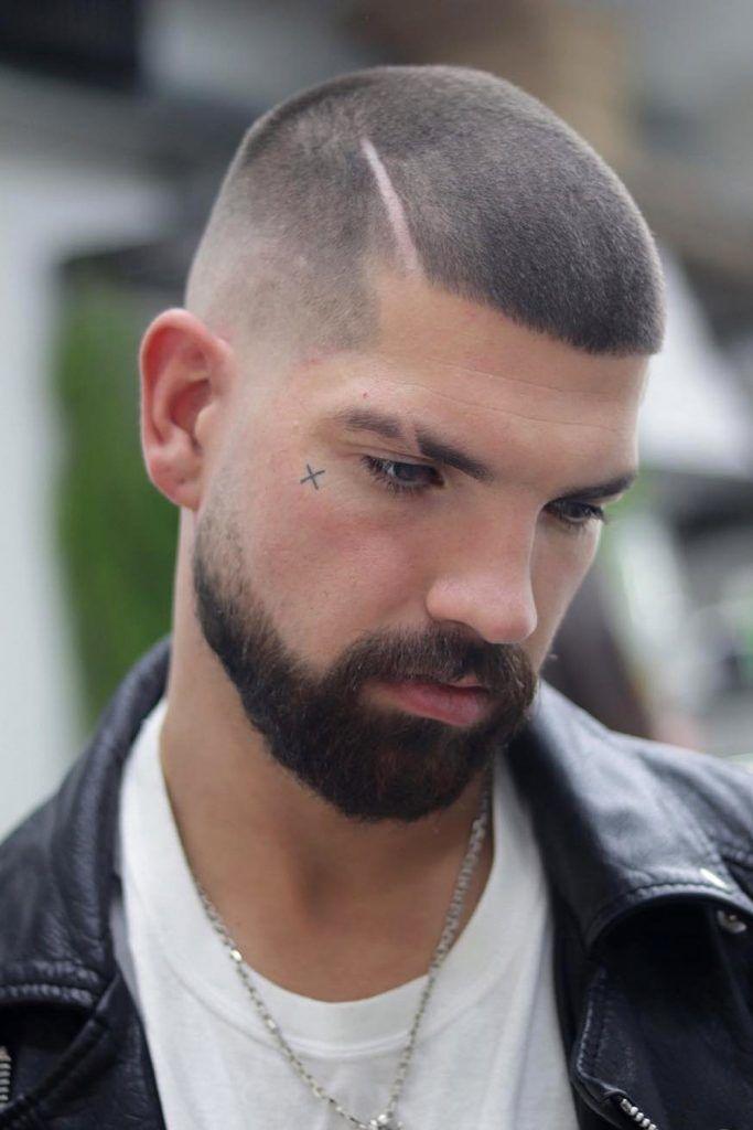 Fade Haircut + Buzz