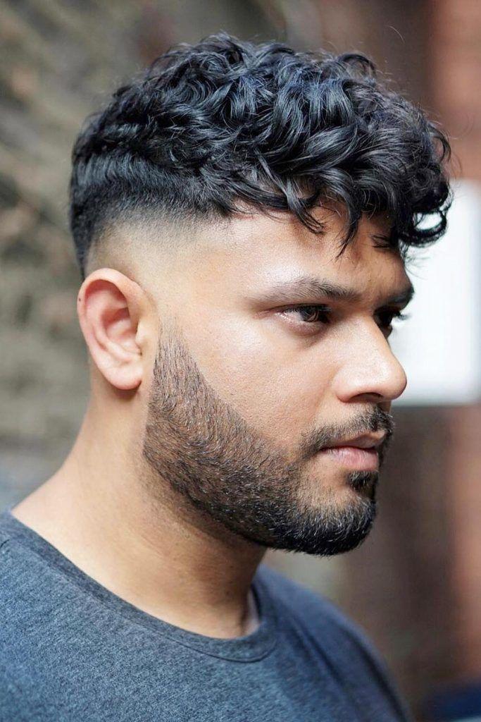 Fade Haircut + Curly Undercut
