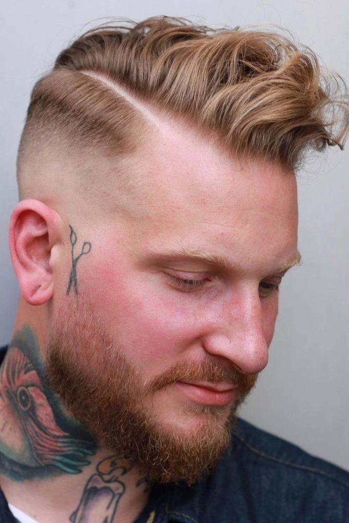 Fade Haircut + Undercut
