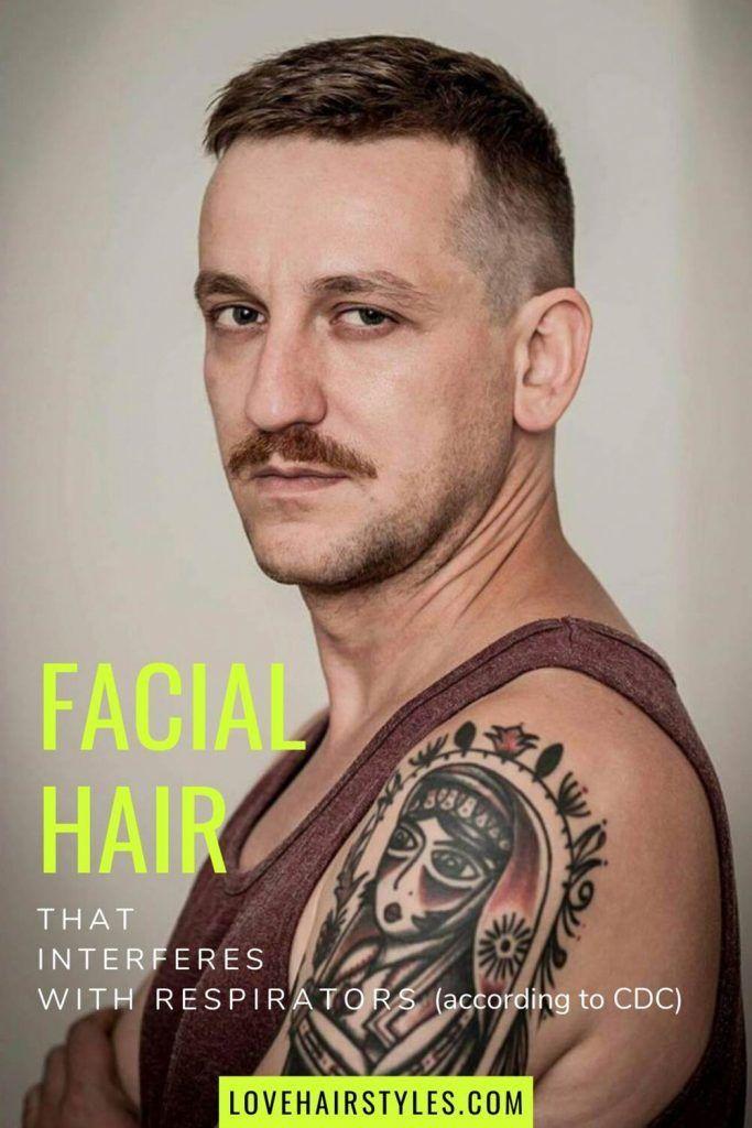 Facial Hair That Interferes With Respirators #facialhair