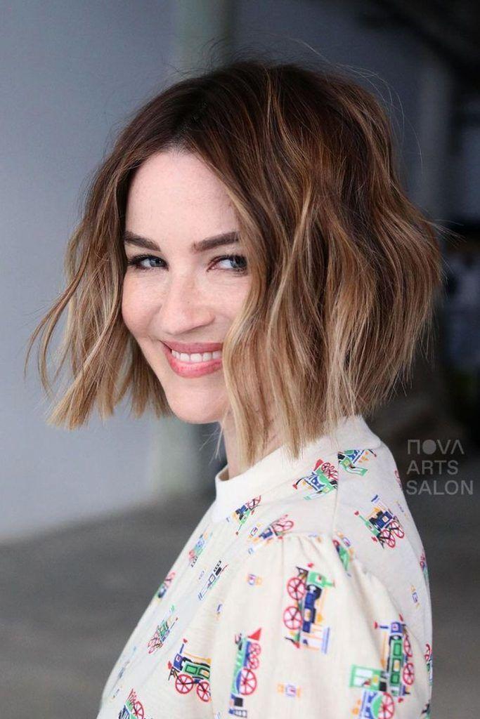 Shaggy Short Hair Styles For Fine Hair