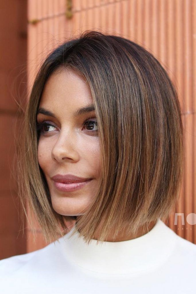 Best Short Hairstyles For Straight Bob