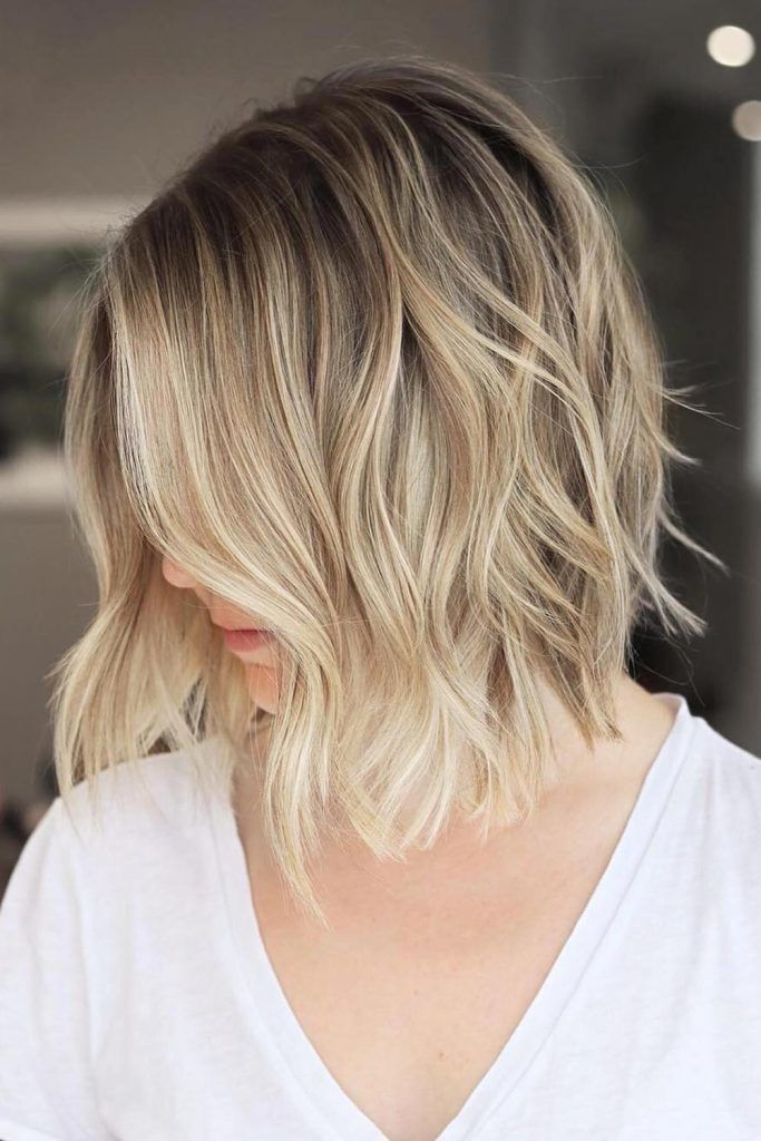 Textured Short Hairstyle