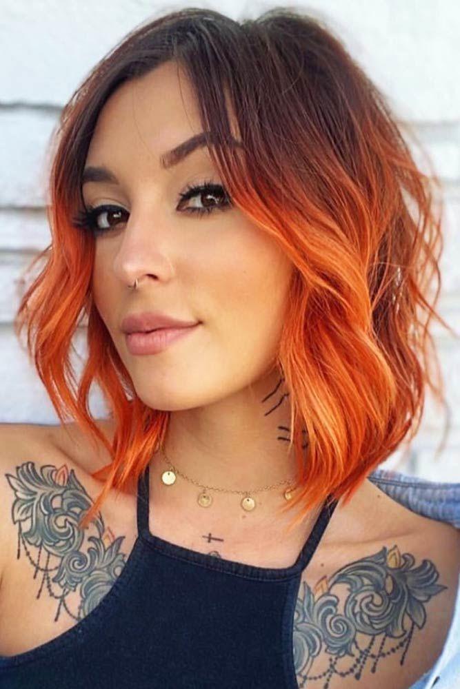 Subtle Textured Short Hairstyle