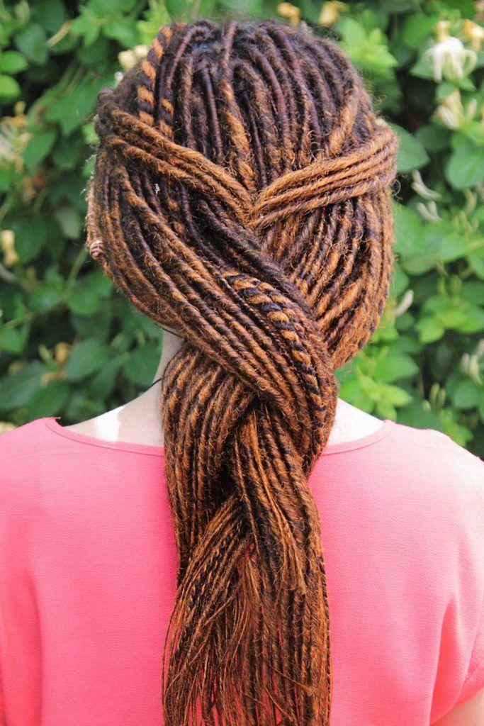 Braided Dreads